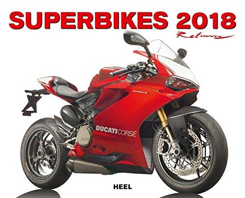 Superbikes 2018: Die stärksten Motorräder künstlerisch in Szene gesetzt