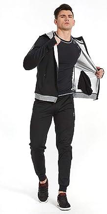 e1d3c00a35 Survêtement Combinaison de Sport de Sudation de Sueur Rapide de Sueur de  vêtements de Transpiration Vêtements