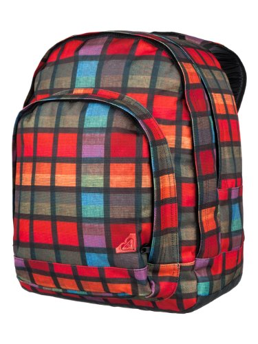 Roxy Hurry Womens Backpack - Priminal Hot Coral - One Size, 25.0 l