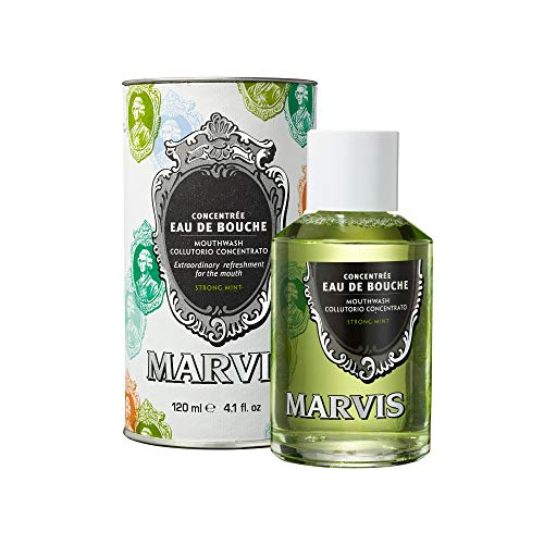 Marvis Colluttorio Conc.Strong - 400 g