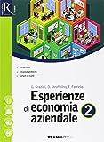 Esperienze di economia aziendale. Per le Scuole superiori. Con e-book. Con 2 espansioni online. Con Libro: Quaderno Didattica inclusiva (Vol. 2)