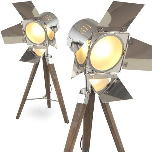 mojoliving MOJO® Tischlampe Stativ Standard Untersetzer Urban Industrial Design Sel-l38