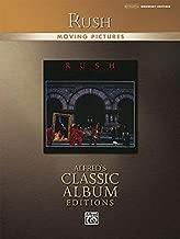 Rush -- Moving Pictures: Drum Transcriptions (Alfred's Classic Album Editions)