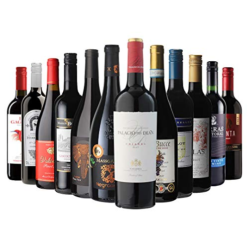 プレミアム赤だけ特選ワイン12本セット赤ワインワインセットギフト
