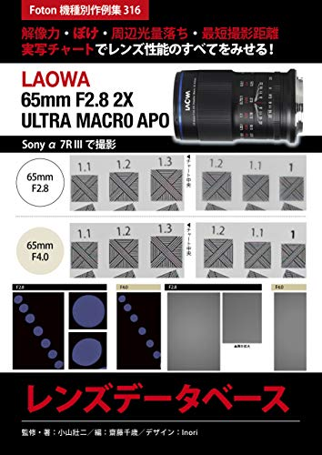 LAOWA 65mm F28 2X ULTRA MACRO APO Lens Database: Foton Photo collection samples 316 Using Sony a7R III (Japanese Edition)