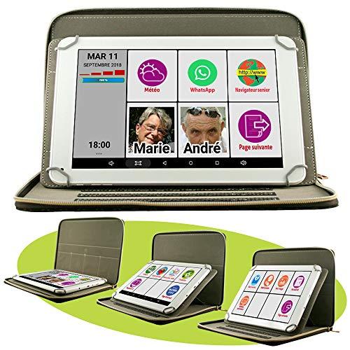 professionnel comparateur La Mobiho Essentiel est une tablette 10 pouces complète avec des poches qui peuvent tout faire -… choix