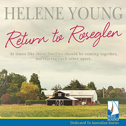 Return to Roseglen audiobook cover art