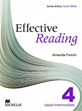 Effective Reading Upper Intermediate 4