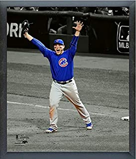 Anthony Rizzo Chicago Cubs World Series Spotlight Photo (Size: 12
