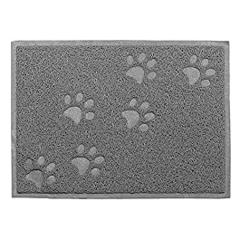 HAODEE PVC Pet Carpet Pet Mat Cat Bed Cushion Kennel Mat Washable and Foldable Pet Supplies