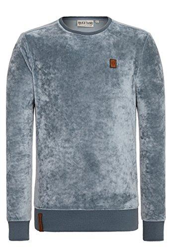 Naketano Herren Sweater Asgardian Mack II Sweater