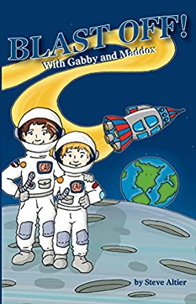 Blast Off with Gabby and Maddox