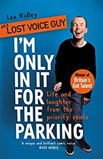 Lee Ridley - I'm Only In It For The Parking