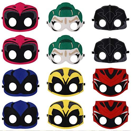 power ranger masks - 6