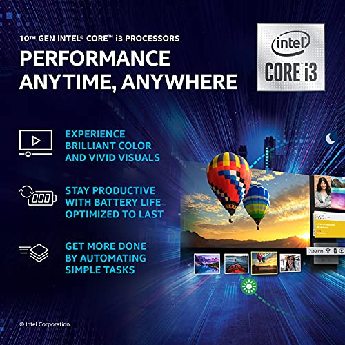 "Lenovo Ideapad S145 Intel Core i3 10th Gen 15.6"" FHD Thin and Light (8GB/1TBHDD/Win10/Intel UHD Graphics/Platinum Grey/1.85kg), 81W800TJIN"