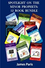 Spotlight On The Minor Prophets: 12 Book Bundle: Bible Study Guide - Bible Commentary: A Summary Of The Minor Prophets
