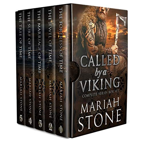 Called by a Viking series Box Set: Five steamy Time Travel Romances (English Edition)