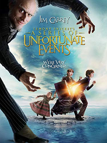 Lemony Snicket's Series Of Unfortunate Events (DreamWorks)