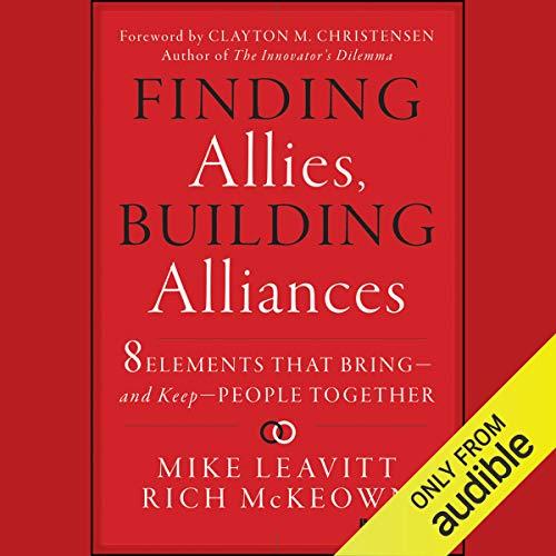 Finding Allies, Building Alliances audiobook cover art
