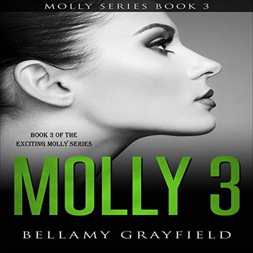 Molly 3 audiobook cover art