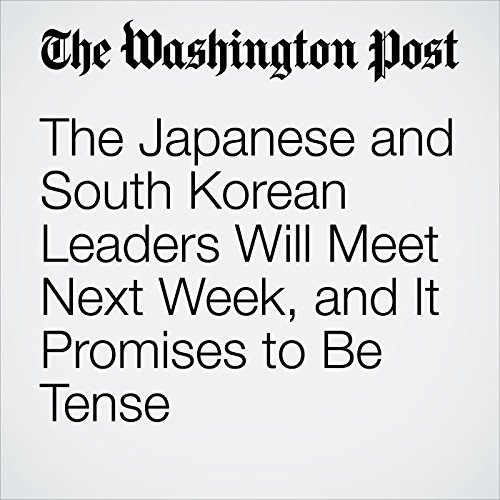 The Japanese and South Korean Leaders Will Meet Next Week, and It Promises to Be Tense copertina
