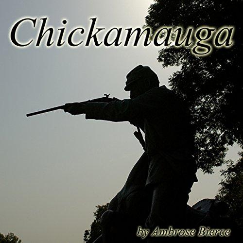 Chickamauga audiobook cover art