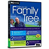 Create your own Family Tree Genealogy Suite (PC-CD) UK Import with UK specific Genealogy Data
