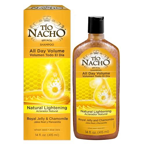 Tio Nacho Natural Lightening Shampoo, 14 Fluid Ounce by Tio Nacho