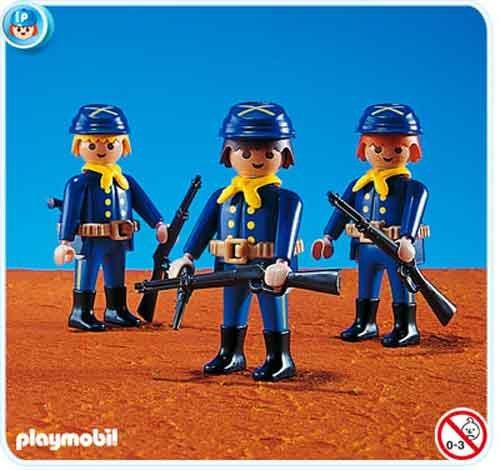 PLAYMOBIL 7047 - 3 Nordstaatler