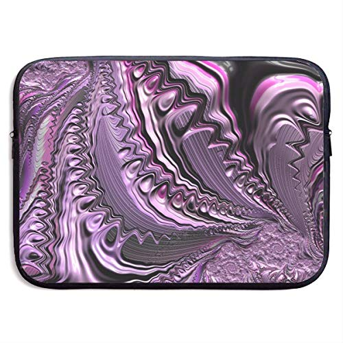 JKOVE Borsa per PC Portatile,Printed Abstract Art Texture Colourful Ultrabook Briefcase Sleeve Bags Cover for MacBook Pro/Acer/Asus/Lenovo Dell