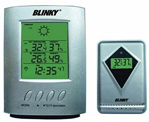 Vigor BK-TD S Barometer Termometri Digitali con Sensore Remoto