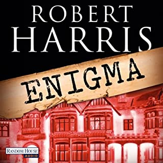 Enigma [German Edition]                   By:                                                                                                                                 Robert Harris                               Narrated by:                                                                                                                                 Karlheinz Tafel                      Length: 14 hrs and 9 mins     Not rated yet     Overall 0.0