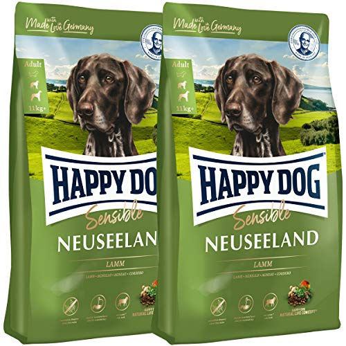 Happy Dog 2 x 12,5 kg Supreme Sensible Neuseeland - Sparpaket