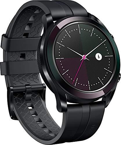 Huawei Watch GT Elegant Smartwatch (42 mm Amoled Touchscreen, GPS, Fitness Tracker, Herzfrequenzmessung, 5 ATM wasserdicht) Schwarz - 4