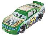 Disney DXV61 Cars 3, modellino di Tommy Highbanks, metallo pressofuso, Modelli/Colori Assortiti, 1 Pezzo