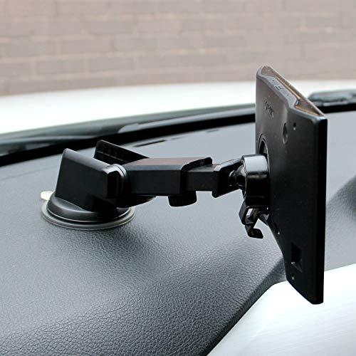 Armaturenbrett-Halterung mit Saugnapf für GPS, Navi, Garmin nüvi 42 44 51 52 54 55 56 57 58 60 65 66 67 68 70 71 LM LMT Traffic