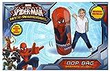 Marvel Ultimate Spider-Man Web-Warriors Bop Bolsa inflable juguete