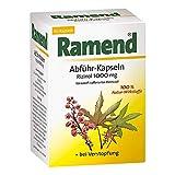 RAMEND Abführ-Kapseln Rizinol 1000 mg Weichkapseln 60 St