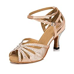 Ttdancewear Women Ballroom Dance Shoes