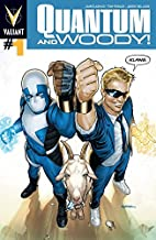 Quantum and Woody (2013- ) #1: Digital Exclusives Edition (English Edition)
