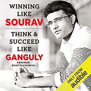 Winning Like Sourav cover art