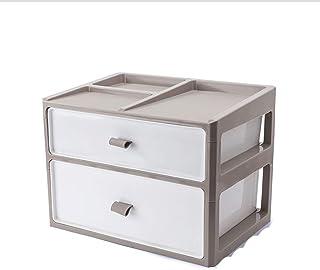 LCM Boîte de Rangement en Plastique pour sous-vêtements Petite boîte de Rangement avec diviseurs Boîte de Rangement ménagè...
