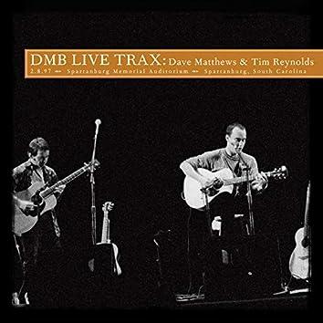 Live Trax Vol. 24: Spartanburg Memorial Auditorium (Live)