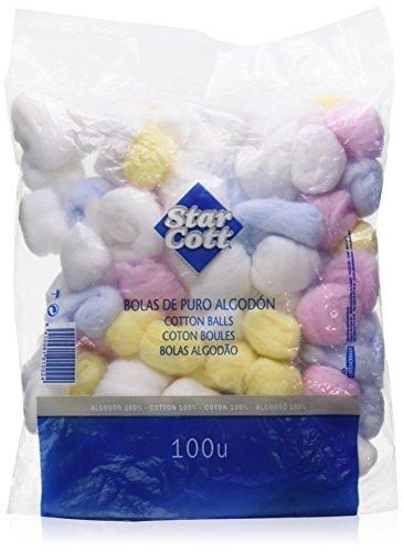 Star cott Boules 100% coton