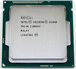 MAO YEYE Intel Celeron G1840 2.66 2M キャッシュ デュアルコア CPU プロセッサー SR1VK SR1RR LGA1150 トレイ