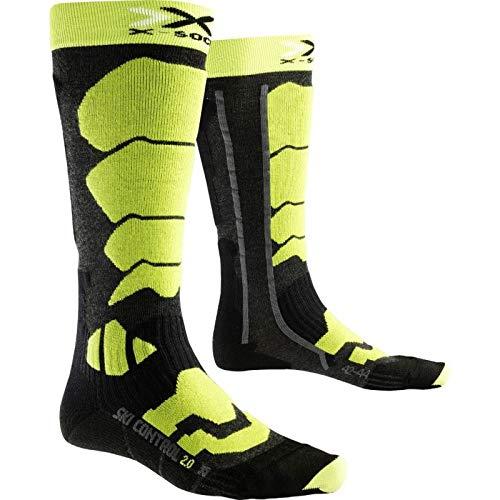 X-Socks heren skisokken Control 2.0, X-SOCKS SKI CONTROL 2.0