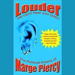 Louder audiobook cover art