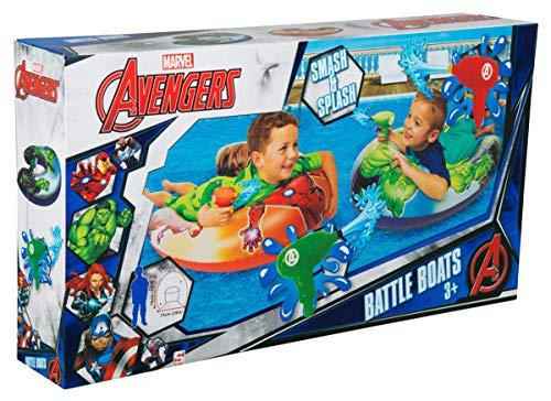 disney water blasters Disney Avengers Battle Boats with Water Blasters, Blue