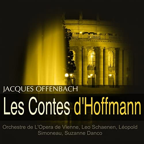 Leo Schaenen, Léopold Simoneau, Suzanne Danco, Wiener Staatsopernorchester