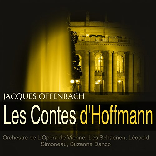 Les contes d'Hoffmann, Act I: